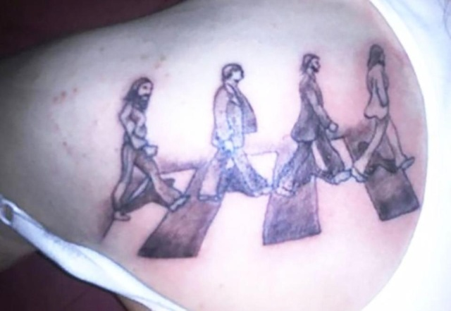 Bad Tattoos, part 6