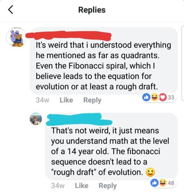 Just Look How Smart They Are
