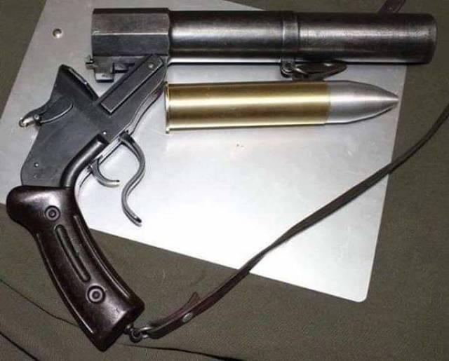 Home-made Guns