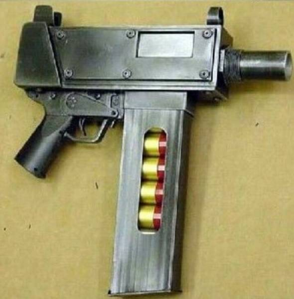 Home-made Guns