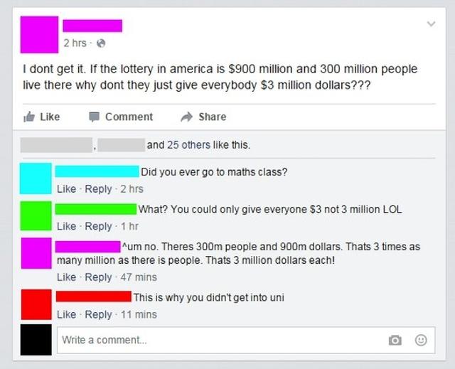 It's Stupid