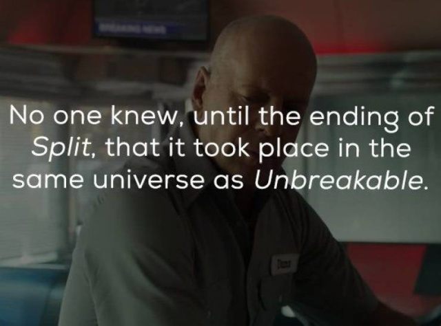 """Facts About The """"Unbreakable"""""""