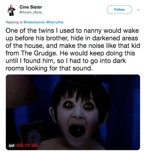 The Creepy Things Kids Say Are What Nightmares Are Made Of