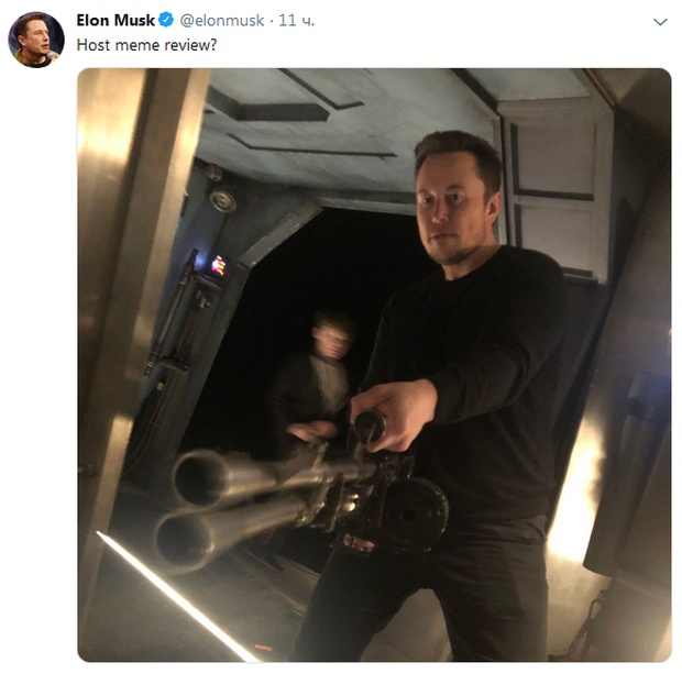 Elon Musk Wants To Host Pewdiepie's 'Meme Review' And Gets Photoshopped