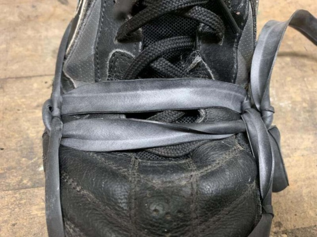 DIY Anti-slip For Your Shoes