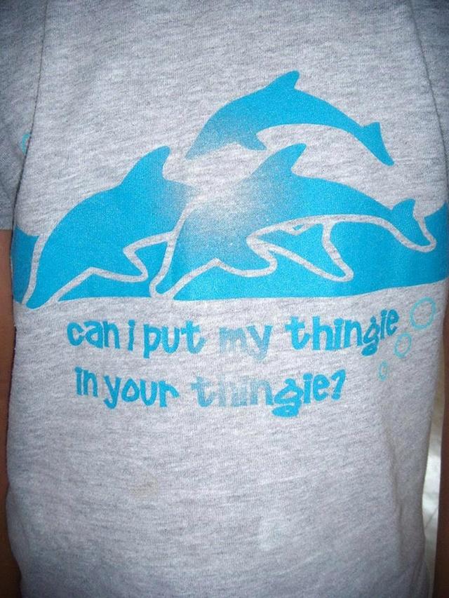 Funny T-shirt Fails