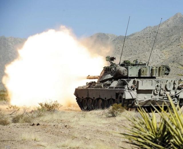 Germany's Leopard Tank