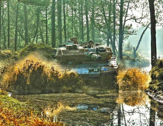 Germany's Leopard Tank