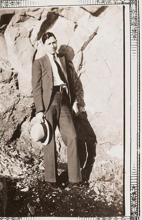 Bonnie and Clyde's Never-Before-Seen Photo Album