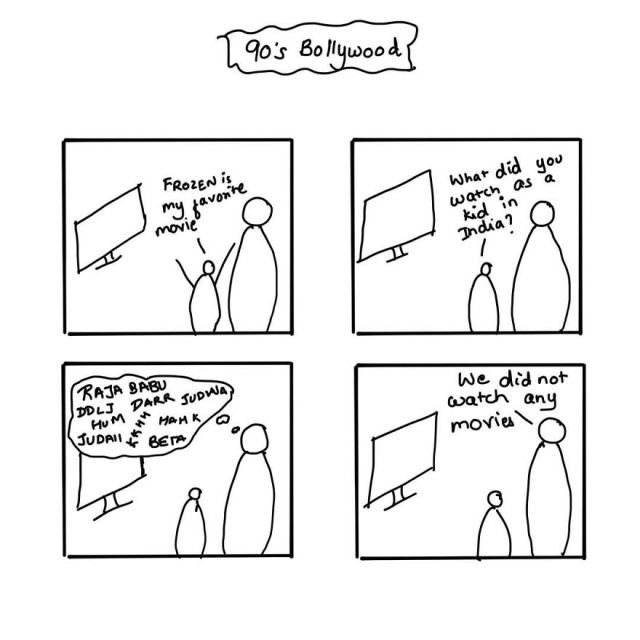 Minimalistic Comics