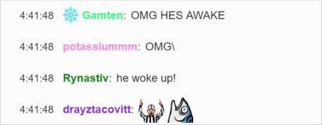 Falling Asleep On Stream Can Make You Popular