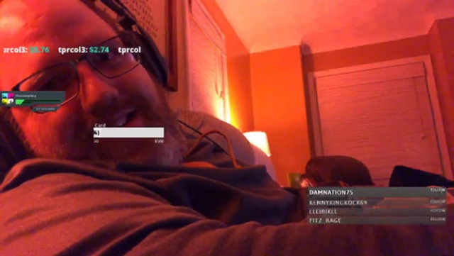 Falling Asleep On Stream Can Make You Popular