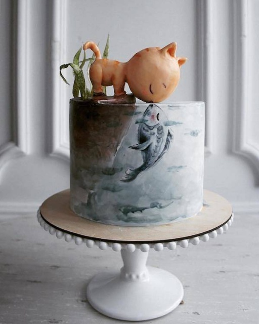 Awesome Cakes From Russia