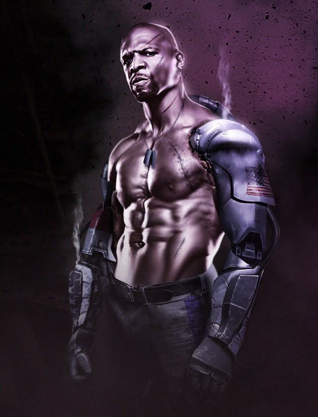"The Artist Gathered Star Cast For ""Mortal Kombat"""