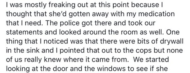 Woman Catches Stranger in Hotel Room, Then Makes a Horrifying Discovery in the Wall