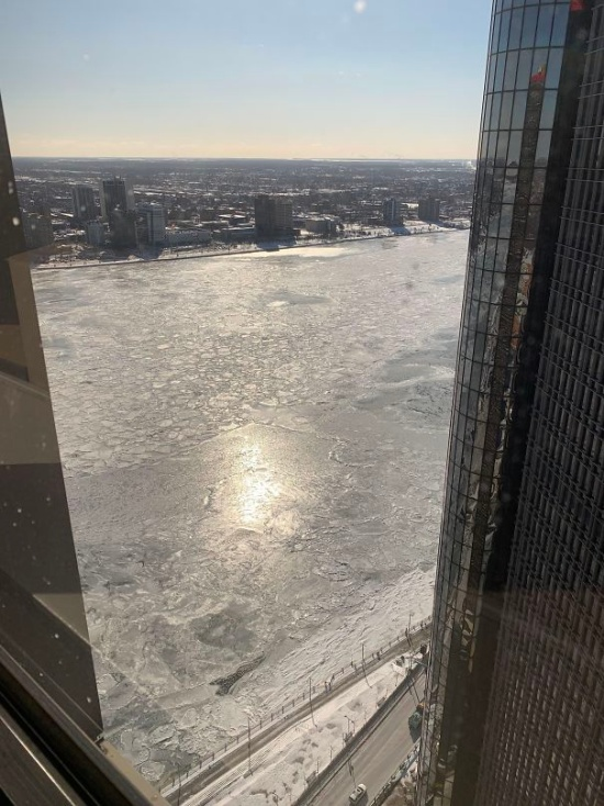 Polar Vortex 2019, part 2019