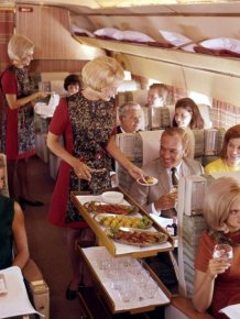Vintage Airlines Were Different
