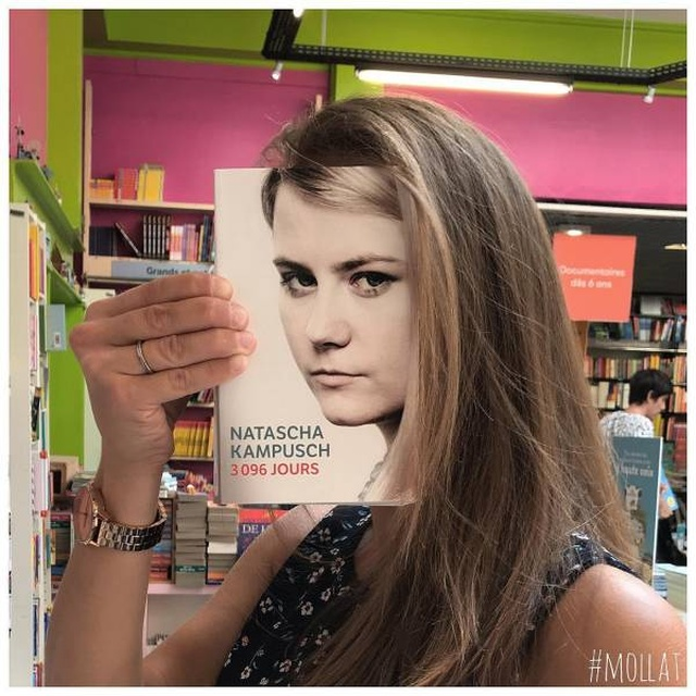 French Bookstore Uniquely Combines Their Visitors With Books