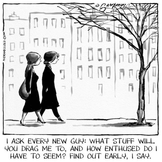 Comics About Relationships