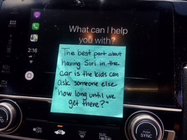 Post-It Notes By One Dad All Parents Can Relate To