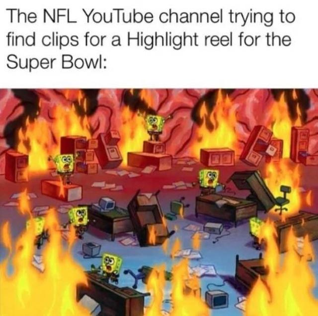 Super Bowl Memes, part 2