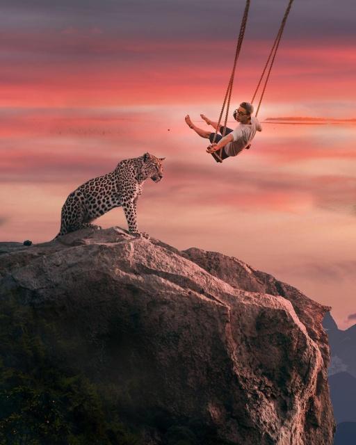 Photo Manipulations By Sergio de Lamo