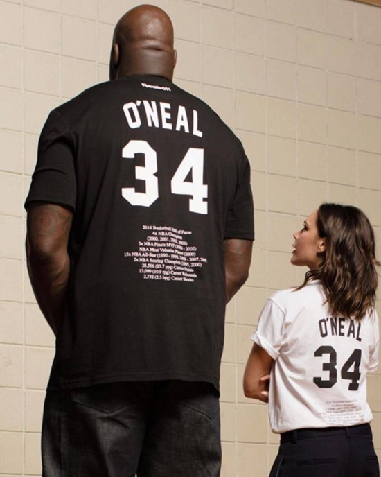 Shaq Is A Giant