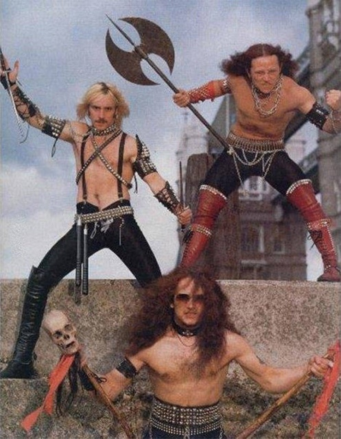Funny Metal Bands