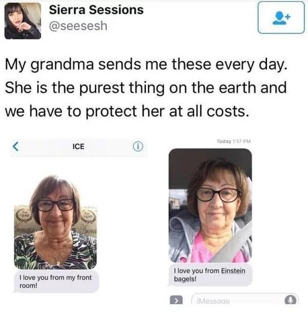 Old People Are Cool