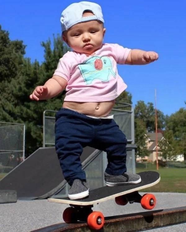 Young Sportsgirl