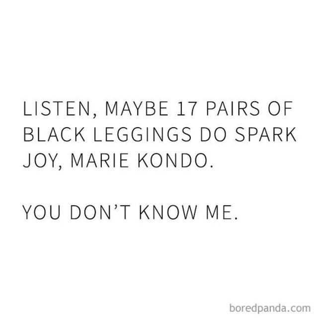 Marie Kondo Memes