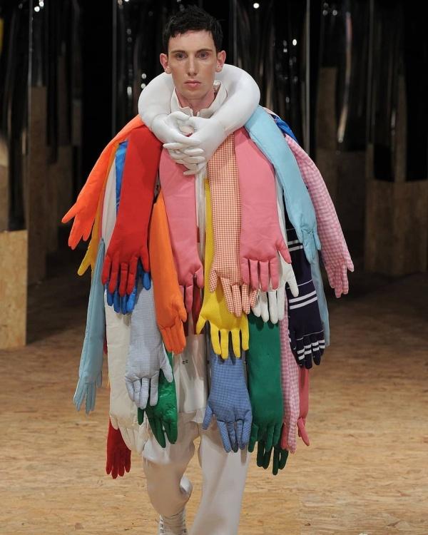 Trash Fashion
