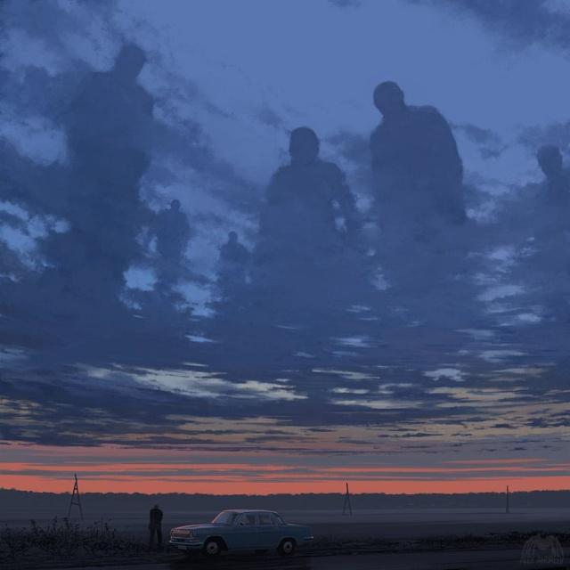 Dark Art By Russian Artist Alex Andreev