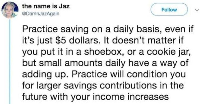 Financial Advices