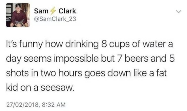Absolutely Wasted