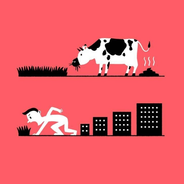 Illustrations About Modern Life