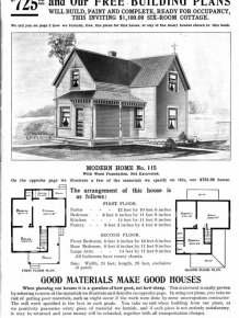Houses Used To Be Cheap In The Past