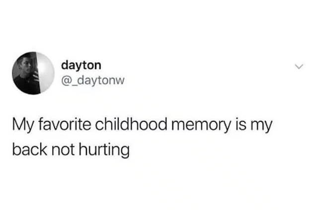 Getting Old Sucks