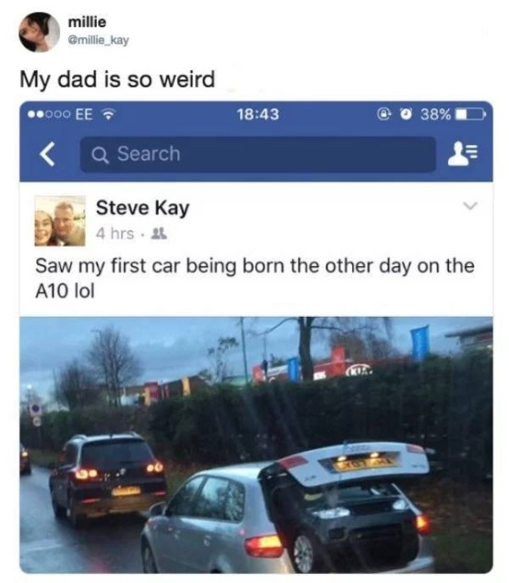 Dads Are Cool