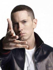 Guy Photoshops Smile To Eminem Photos