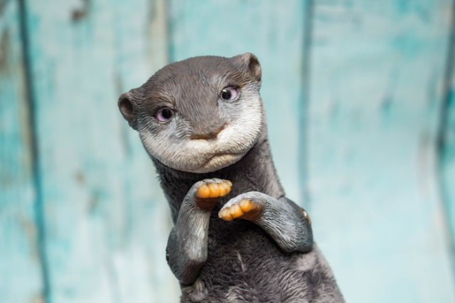 DIY Otter