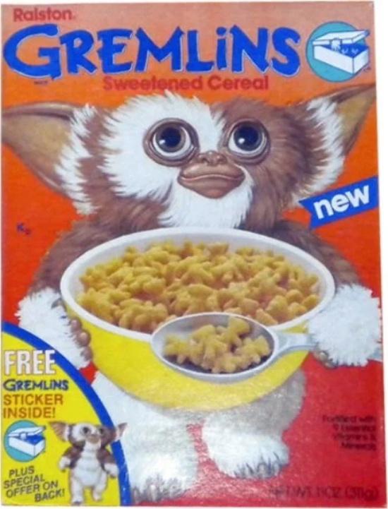 Cereal Nostalgia