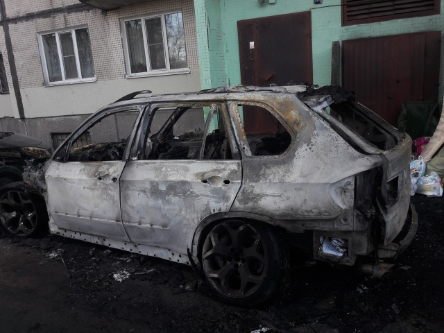 Parking Lot Revenge In Russia