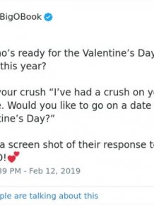 Women Asked Their Crushes Out In A New Valentine's Day Twitter Challenge
