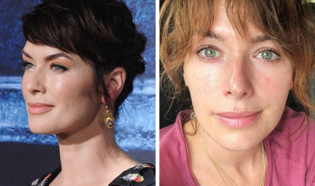 Some Celebs Look Even Better Without Makeup