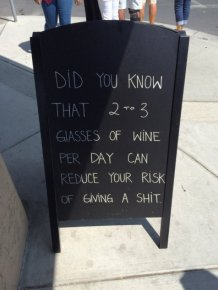Smart Sidewalk Signs