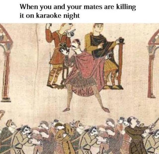 Renaissance Memes