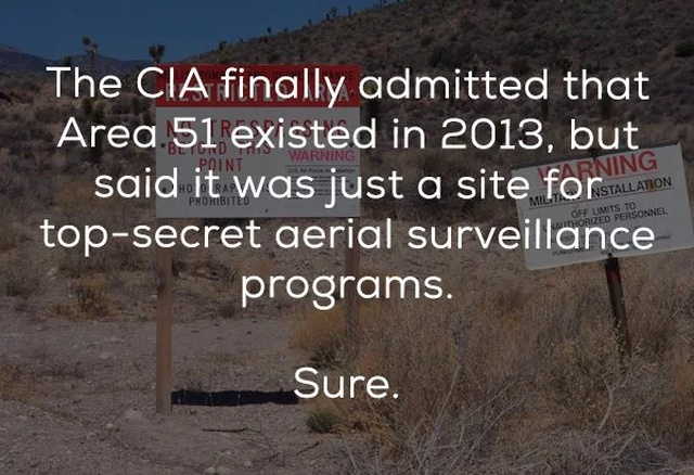 Classified CIA Secrets