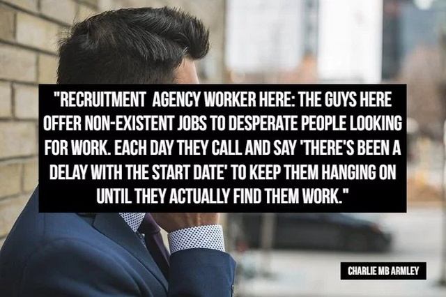 Dirty Company Secrets Shared By Employees