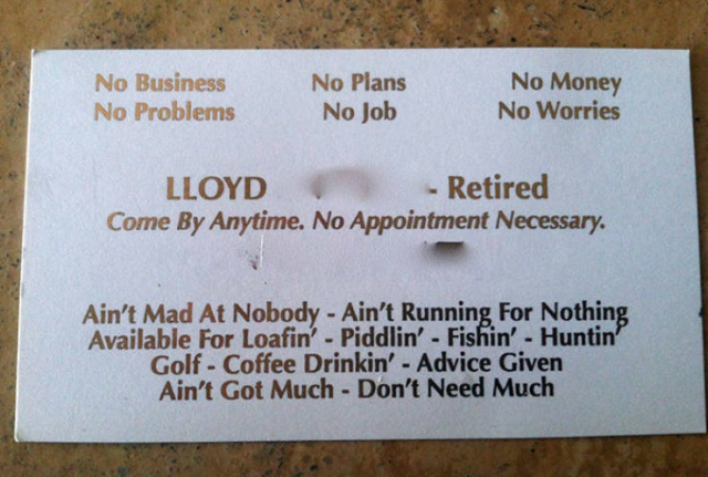 Awesome Business Cards
